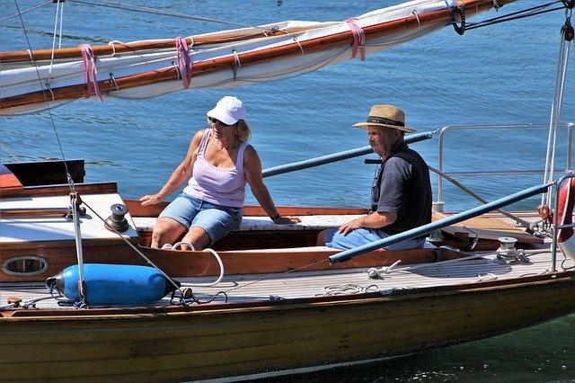 rentner segeln